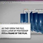 Genial: primul film realizat in Photoshop