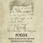 Bucurestiul citeste poezie