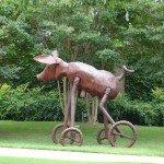 Cele mai ciudate sculpturi