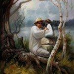 Pictorul iluziilor optice
