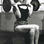 Venus cu bicepsi