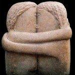 Îmbrățișarea este însăși poezia