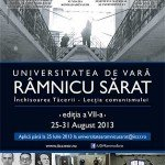 Prima școală de vară din România destinată studierii sistemului represiv comunist