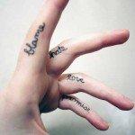 Zece idei de tatuaje