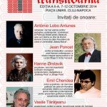 Invitaţi de seamă la Festivalul Internațional de Carte Transilvania