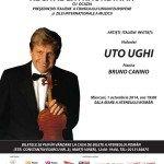 Renumitul violonist italian Uto Ughi în concert la Ateneul Român