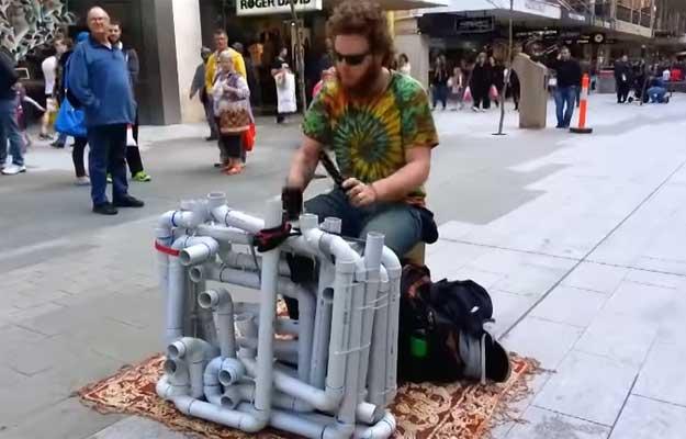 muzician-instalator