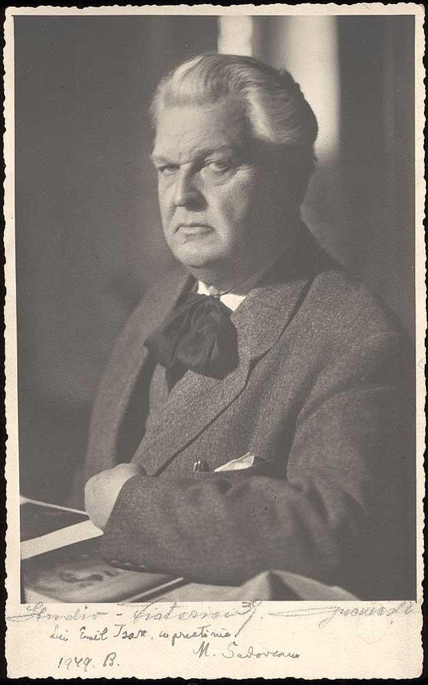 Mihail-Sadoveanu