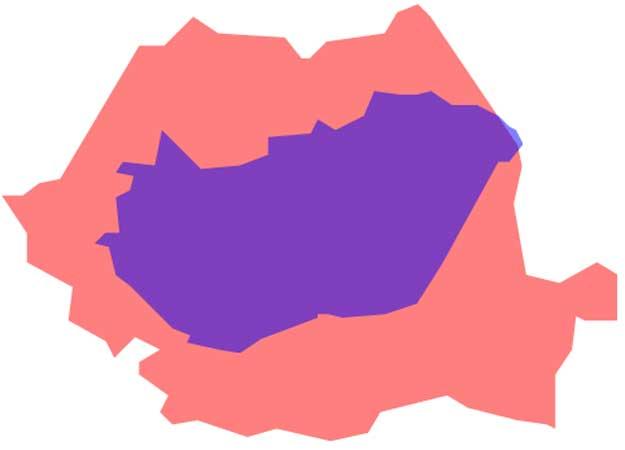 România vs. Ungaria