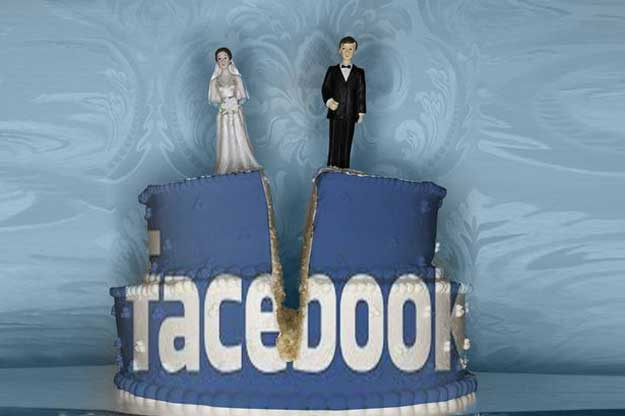 facebook-divort