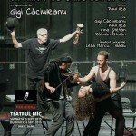 Gigi Căciuleanu: 50 de ani de scenă