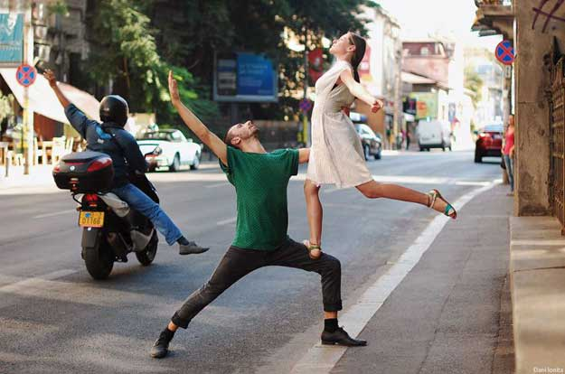 Dancing Bucharest - Andreea Andronic & Paul Dunca