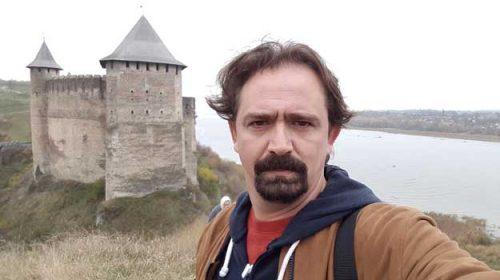 """Igor Cobileanski – de la """"Umbre"""" și """"Afacerea Est"""",  la povești din Est pentru România Centenară"""