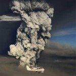Imagini exceptionale ale eruptiei vulcanului islandez