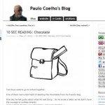 Cum foloseste Paulo Coelho social media
