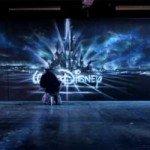 Tron: Legacy – prima lucrare graffiti filmata in 3D