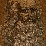 O Mona Lisa din cesti cu cafea si un da Vinci din cuie