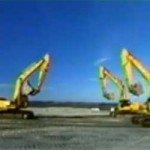 Baletul excavatoarelor