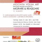Expozitia de proiecte Migrare si reasezare