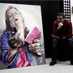Picturi tridimensionale