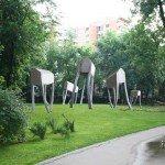 Opt proiecte de arta pentru Parcul Kiseleff