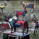 Vacile mecanizate