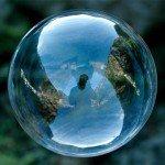 Lumea intr-un balon de sapun