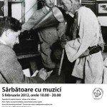 Sarbatoare cu muzici la Muzeul Taranului