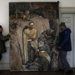A fost descoperita o parte a colectiei de arta a lui Hitler