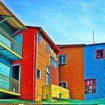 Cele mai colorate orase ale lumii