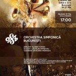 Orchestra Simfonica Bucuresti va invita la concert