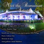 Meet the Romanian Artists