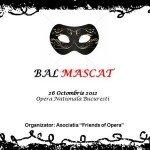 Bal Mascat la ONB