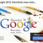 Google invita copiii romani sa-i redeseneze logo-ul
