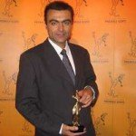 Dragos Stanomir a castigat Creative Arts Emmy 2012