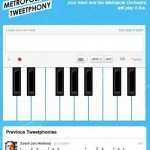 O simfonie compusa pe twitter si interpetata live