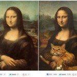 Istoria picturii in cateva imagini amuzante