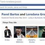Facebook a lansat paginile pentru cupluri