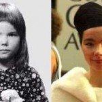 15 celebrități pe vremea când erau copii