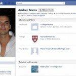 Un român printre primii 15 utilizatori de Facebook din lume