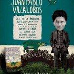 Juan Pablo Villalobos, copilul teribil al literaturii mexicane, vine în București și Timișoara