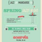 Jazz de Mansarde 5: Spring Jazzy Night