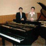 """Concursul de muzică de cameră """"Duo pianistic"""""""