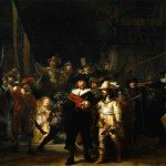 Flashmob, varianta Rembrant