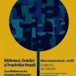 Biblioteci, Grădini și Împărăția Nopții