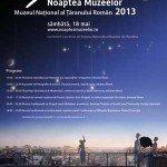 Ziua Internaţională a Muzeelor şi Noaptea Europeană a Muzeelor la Muzeul Național al Țăranului Român