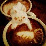 Sculpturi în cafea