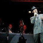 Sosia lui Frank Sinatra va cânta în premieră la Cluj-Napoca