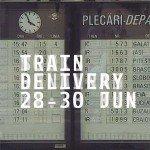 Train Delivery, eveniment de cultură urbană