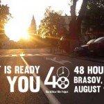 S-au deschis înscrierile pentru 48 Hour Film Project Brașov 2013!